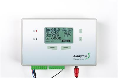 IntelliClimate - Automatically Climate Control System