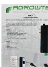Model RX1 - Single Relay Controlled Outlet Datasheet