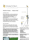 MS-100 Series Private Weather Station Product Brief