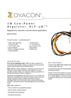 Dyacon - RLP‑2W - 2W Low-Power Regulator Datasheet