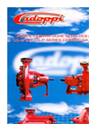 Model Series CS-P - Multi Stage Bareshaft Centrifugal Pumps Brochure