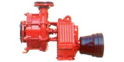 Cadoppi - Model Series CA - Centrifugal Trailer Mounted Pumps