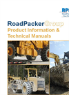 RoadPacker Product Information and Technical Manual