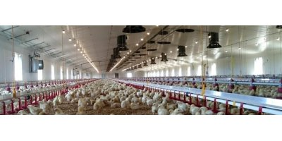 CoronaD - Poultry House Air Inlet - Poultry Farm Ventilation Systems