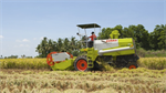 Class - Model CROP TIGER 30 - Combine Harvester