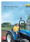 Series T3000 Compact Tractor Brochure