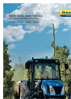 Series T4000 Deluxe and Supersteer Brochure
