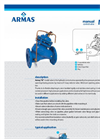 M - Manual Hydraulic Control Valves Brochure