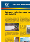 RainCAP - Rain Collection ad Purification System Datasheet