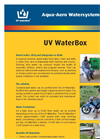 Model WaterBox - Fresh Water Purification System - Brochure