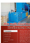 Wide Mouth Closed Door Horizontals Brochure for HL Horizontal Balers