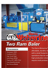 Wolverine Two Ram Balers Brochure