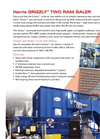 Grizzly Two Ram Balers Brochure
