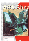 Harris ABS Shear Brochure