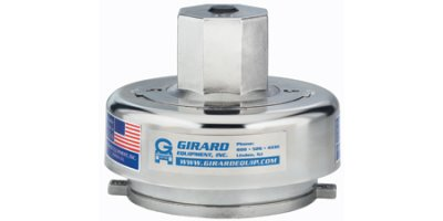 Girard - Model DOT 407 Vent, 3″ - NPS ConnectionPressure Relief Vents