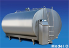 Paul Mueller Company - Model O - Milk Cooling & Storage