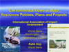 Environmental Flows in Water Resources Policies, Plans and Projects