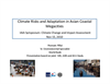 Climate Risks and Adaptation in Asian Coastal Mega-Cities