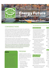 IAIA12 Energy Future The Role of Impact Assessment - Brochure