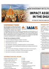 IAIA15 Second Announcement Brochure