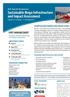 IAIA Special Symposium Sustainable Mega-Infrastructure and Impact Assessment 2015 Brochure