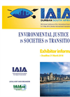 IAIA18 - 38th Annual Conference of the International Association for Impact Assessment - Exhibitor Information