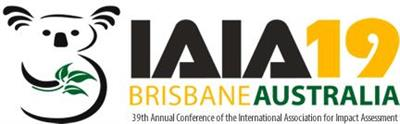 IAIA19: 39th Annual Conference of the  International Association for Impact Assessment