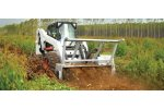 Model DAF - Forestry Mulchers for Skid-Steers
