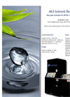 CleanPlanet A63 Solvent Recycler Datasheet