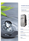 CleanPlanet CC5000V Solvent Recycler Datasheet