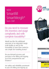 SmartWeigh - Model SF6 - Inventory and Usage Compliantly Datasheet