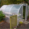 2m Tunnel House with Plastic Cover