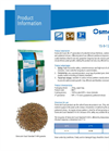 Osmocote Exact - Model 5 – 6M - Controlled Release Fertilizers- Brochure
