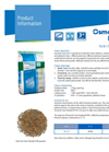 Osmocote Exact - Model 8-9M - Controlled Release Fertilizers- Brochure