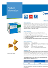 Osmocote Exact - Model 3 – 4M - Tablets- Brochure