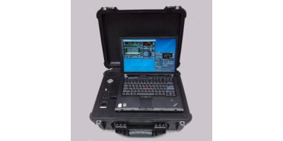 Model PFSL-G3 - Portable Field Strength Logging and Surveillance System