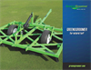 GreensGroomer - Model 920E - Natural Turf - Brochure