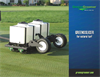 GreensSlicer - Model TS-48 - Natural Turf Unit - Brochure