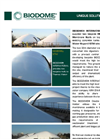 BIODOME - Double Membrane Roofs - Hogsmill STW Brochure