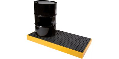 Lubetech - Model 2-Drum - Workfloor Spill Containment