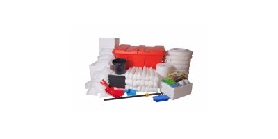 Lubetech - Model OPA 90 - 12 - Barrel Spill Kit