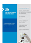 In-Plant Document Destruction Systems (DDS) Brochure