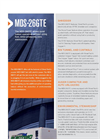 MDS-26GTE Brochure