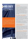 MDS-26GTX Brochure