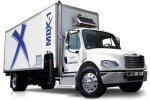 MDX-1 - Mobile Shredding Trucks