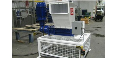 Shred-Tech - Model ST-15 - Two Shaft Shredder