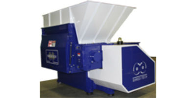 Shred-Tech - STS Line of Single Rotor Shredders