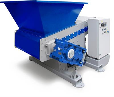 Shred-Tech - Model GR280 - Single Shaft Shredder