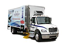 Shred-Tech - Model MDS-4 - Mobile Shredding Truck