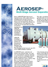 AEROSEP® Multi-Stage Separation System Brochure